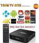 T95M 4K*2K Smart TV BOX XBMC Kodi Android Quad Core 3D WiFi PC Media Player 8G