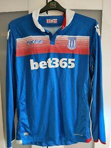 Stoke city football shirt Size Xl