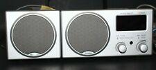 New listing Boston Acoustics Am/Fm Recepter Radio Hd with satelitte Stereo Speaker No Remote