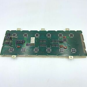 Vintage Toshiba TLC-271A Circuit Board HGB00114 Panel for LCD Screen Untested CE