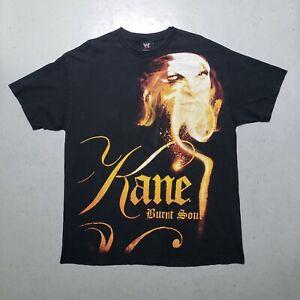 Vtg WWF KANE Tee T-Shirt World Wrestling Federation RARE