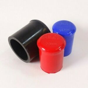 Silicone Moulded End Caps - Finishing Cap Blanking Plugs Pipe Finisher
