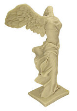 """Winged Victory of Samothrace - Nike Greek Goddess of Victory Statue - 10"""" tall"""