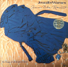 JENNIFER WARNES ‎- Famous Blue Raincoat: The Songs Of Leonard Cohen (LP) (VG-/G+