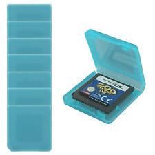ZedLabz Single Game Card Case Holder for Nintendo DSi & DS Lite - 8pk Turquoise