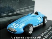 GORDINI TYPE 32 MODEL CAR 1:43 1956 IXO ATLAS LA SAGA FORMULA 1 GP REIMS K8