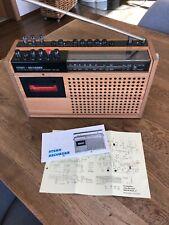 RFT STERN ? RECORDER R 160 Radio Kassetten Recorder UKW / KW / MW DDR