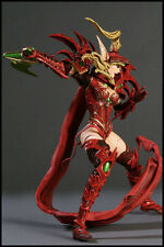 World of Warcraft Series 1 Valeera Sanguinar Blood Elf Rogue Action Figure