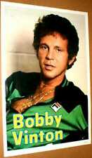 Bobby Vinton 1978 Original Poster near Mint