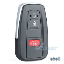 Smart Remote Key Shell Fob for Toyota Avalon Camry C-HR Prius Prime 2016-2019