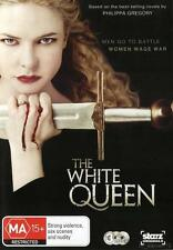 The White Queen : NEW DVD