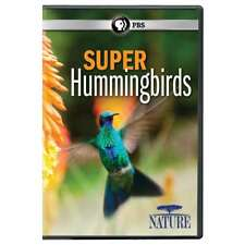 NATURE: Super Hummingbirds DVD New DVD! Ships Fast!