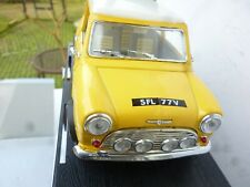 1:16 SUNNY SIDE MINI COOPER IN YELLOW  NO:77 RARE  / VINTAGE MODEL NM BOX