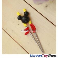 Disney Mickey Mouse Training Chopsticks Stainless Steel BPA Free Step 1 Original