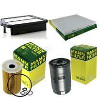 Mann-filter Set Hyundai i40 Cw VF 1.7 Crdi 9716298