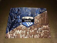 Thomas Mcnamara Signed Autographed New York City Fc Soccer Logo 8X10 Photo Coa