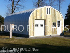 Durospan Steel 20x42x12 Metal Diy Home Building Kits Open Ends Factory Direct
