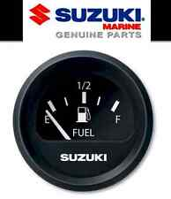"Suzuki 2"" Black Fuel Gauge 99105-80003"