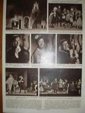 Photos Rossini Barber of Seville Covent Garden 1960