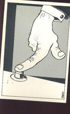 TARDI carte postale cp 7/8 postcard postkaart postkarte cartolina BD bédé 1982
