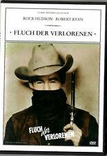 DVD Western Fluch der Verlorenen Rock Hudson Klassiker Nostalgie Selten!!!