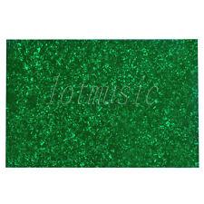 Green Pearl 3ply 43X29cm Guitar Body Blank Scratch Plate Pickguard Sheet