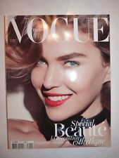 Magazine VOGUE PARIS fashion French #922 novembre 2011 spécial beauté