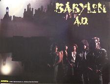 DIE151020131 VIN DIESEL REF PHOTO BABYLON A.D