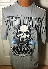 ECKO UNLIMITED DESIGNER OVERCOME OVERTURN OVERTHROW T-SHIRTS SIZE M