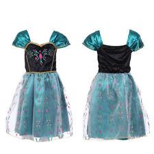 Robes coton mélangé pour fille de 5 à 6 ans