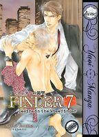 Finder Volume 7: Desire In The Viewfinder (Yaoi Manga) Paperback.NEW