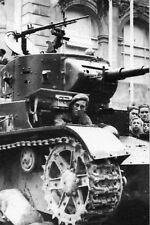 WW2 - Char T26 soviétique pendant la guerre d'Espagne