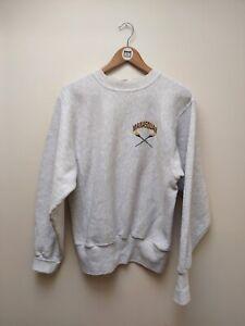 Vintage USA Sports Sweater Made in USA Manasquan Rowing Club Medium - M