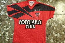 Maglia Neuchatel Xamax 1993/1994 Super League Reebok Fotolabo