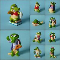 Ü-Ei Serie - Die Kroko-Schule - Deutschland 1991 - Figur zum auswählen