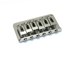 Fender 0058274000 Bridge Assembly, Strat Hard Tail.