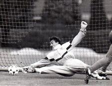 ORIGINALE stampa foto Germania Ovest Bodo ILLGNER 27.5.1989 FC KOLN Real Madrid