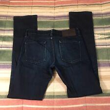 NAKED & FAMOUS skinny Guy Indigo Denim Jeans 32x34