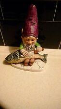 Goebel Co Boy Ceramic Gnome Figurine Fips