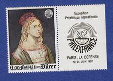 *Timbre Neuf-MNH Dürer +marge PHILEXFRANCE 82 1982 N°YT 2090