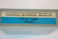 Super 8 Film S8 mm Fußball  FWU Lehrer Sportunterricht Sport 70er 427