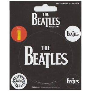 The Beatles Help! 5 Sticker Pack (py)