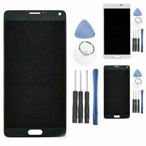 Für Samsung Galaxy Note 4 N910C/A/F Touchscreen LCD Display Digitizer +Werkzeug