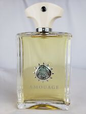 Amouage Silver Man 100ml Tester, Guaranteed Authentic by Finescents! Fast Ship!