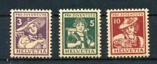Schweiz 130/32 postfrisch / Pro Juventute ................................2/1259