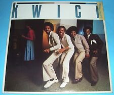 Kwick - Self Titled LP (USA Import EMI America Label) 1980 - Rare Funk Classic.