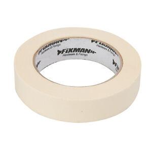 Fixman Masking Tape 25mm x 50m - 10 Pack
