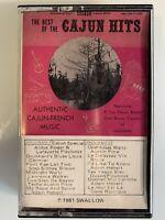 The Best of Cajun Hits (Cassette)