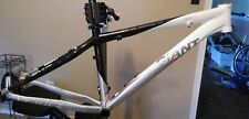 GIANT XTC Mountain Bike Frame Carbon Fiber and Aluminum Design - Small Adult