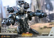 Hot Toys War Machine Mark IV 1/6 Scale Figure Avengers Infinity War Don Cheadle